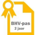 BHV 2 jaar geldig